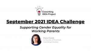 September 2021 IDEA Challenge